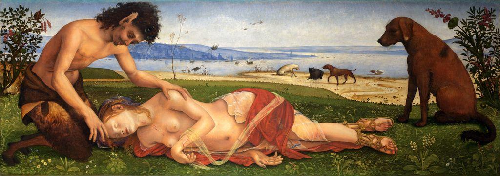 Morte di procri - Piero di Cosimo