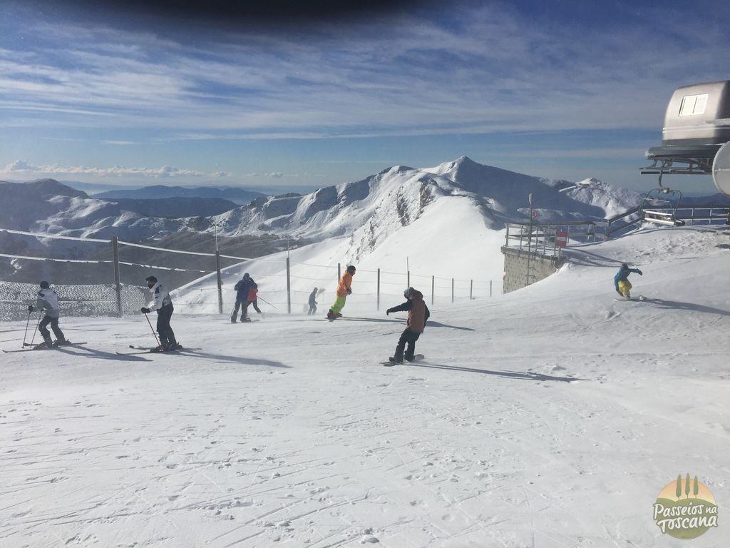 Abetone - Monte Gomito