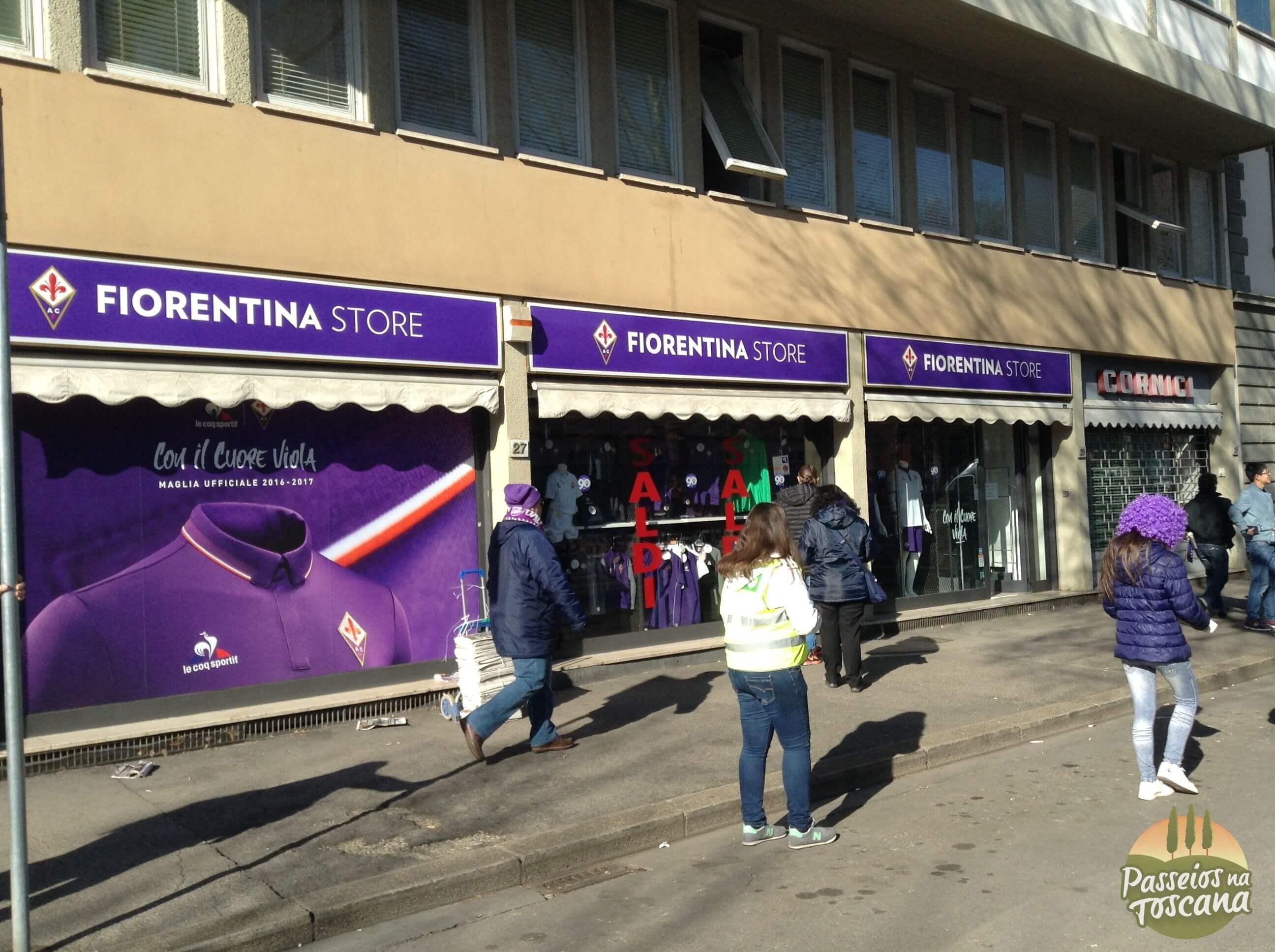 Como assistir os jogos da Fiorentina no estádio de Florença ...