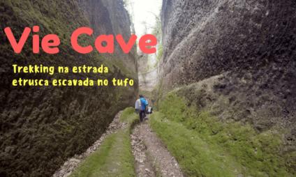 Vie Cave em Pitigliano