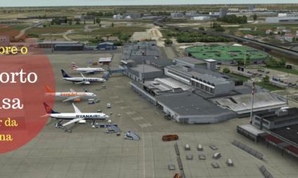 Tudo sobre o Aeroporto de Pisa
