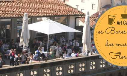 Art Cafés: os bares e cafés dos museus de Florença