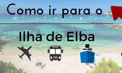 Como ir à Ilha de Elba
