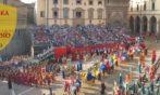 Giostra del Saracino de Arezzo, uma das festas medievais mais lindas da Toscana