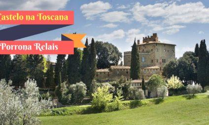 Dica de Castelo na Toscana: Castel Porrona Relais*****