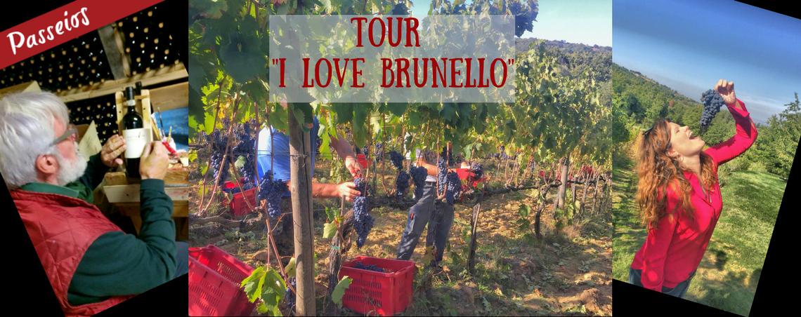 """Tour """"I Love Brunello"""": o tour para conhecer a fundo o Brunello di Montalcino"""