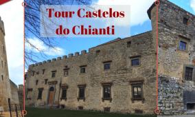 Tour Castelos do Chianti