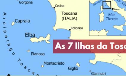 As 7 Ilhas da Toscana