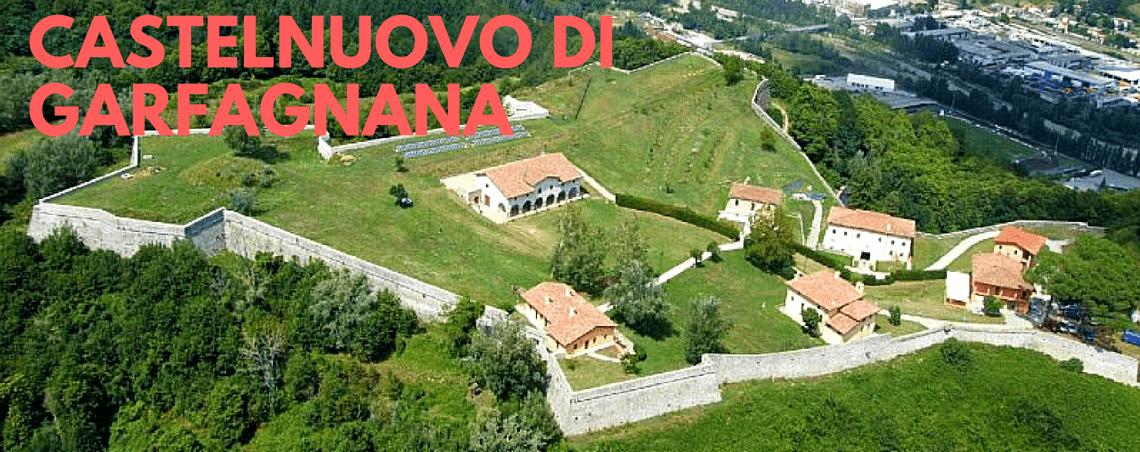 Castelnuovo di Garfagnana, e sua fortaleza