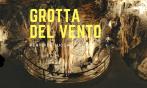 Gruta na Toscana: Grotta del vento perto de Lucca