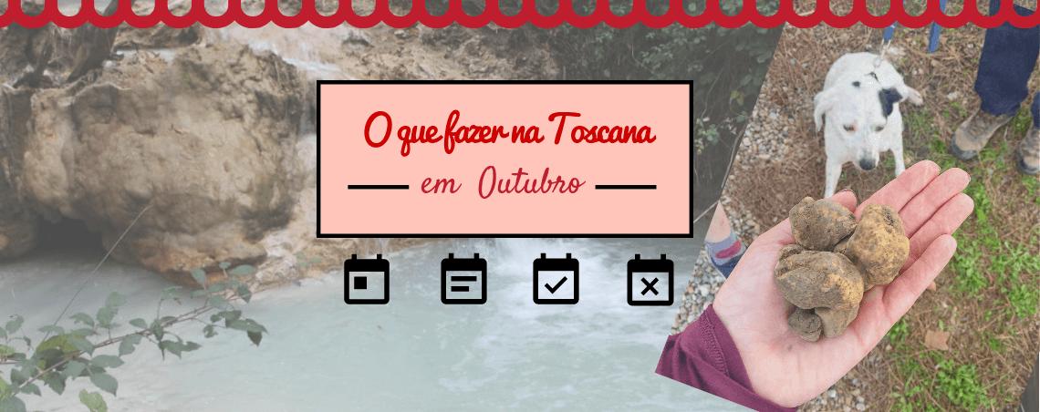 O que fazer em outubro na Toscana: eventos, feiras e concertos