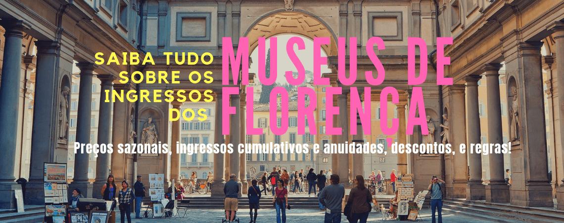 O que você precisa saber antes de comprar ingresso para Uffizi, Palazzo Pitti e cúpula do Duomo